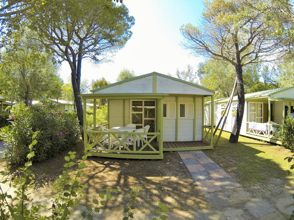 Mobile Homes Tuscany Sea Marina di Bibbona - Free Beach Camping