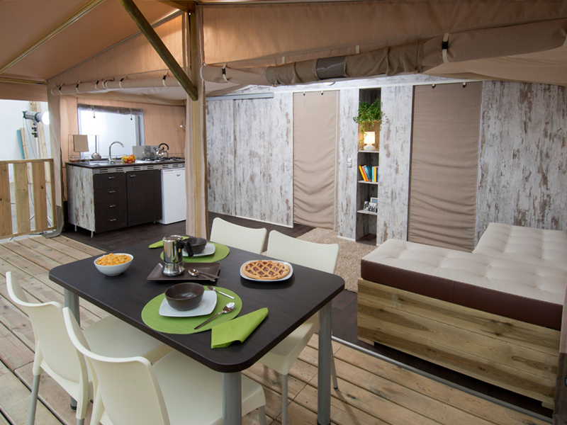 Glamping Toscana Mare Lodge