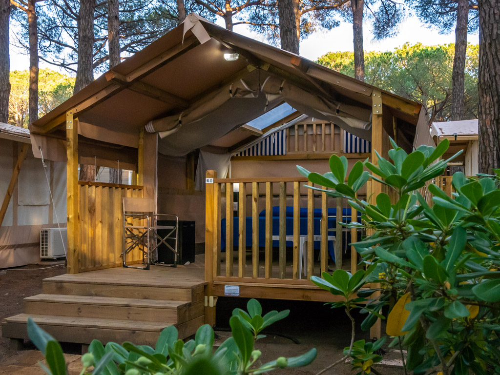 Glamping Toscana Mare MiniLodge